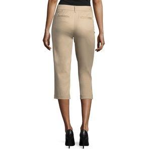 [Thoery] khaki capri pants #L10